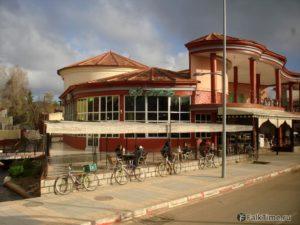 Кафе и велосипеды