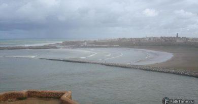 Пляж Сале