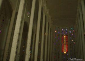 Интерьер собора Сакре Кёр