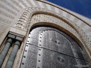 Декор, ворота
