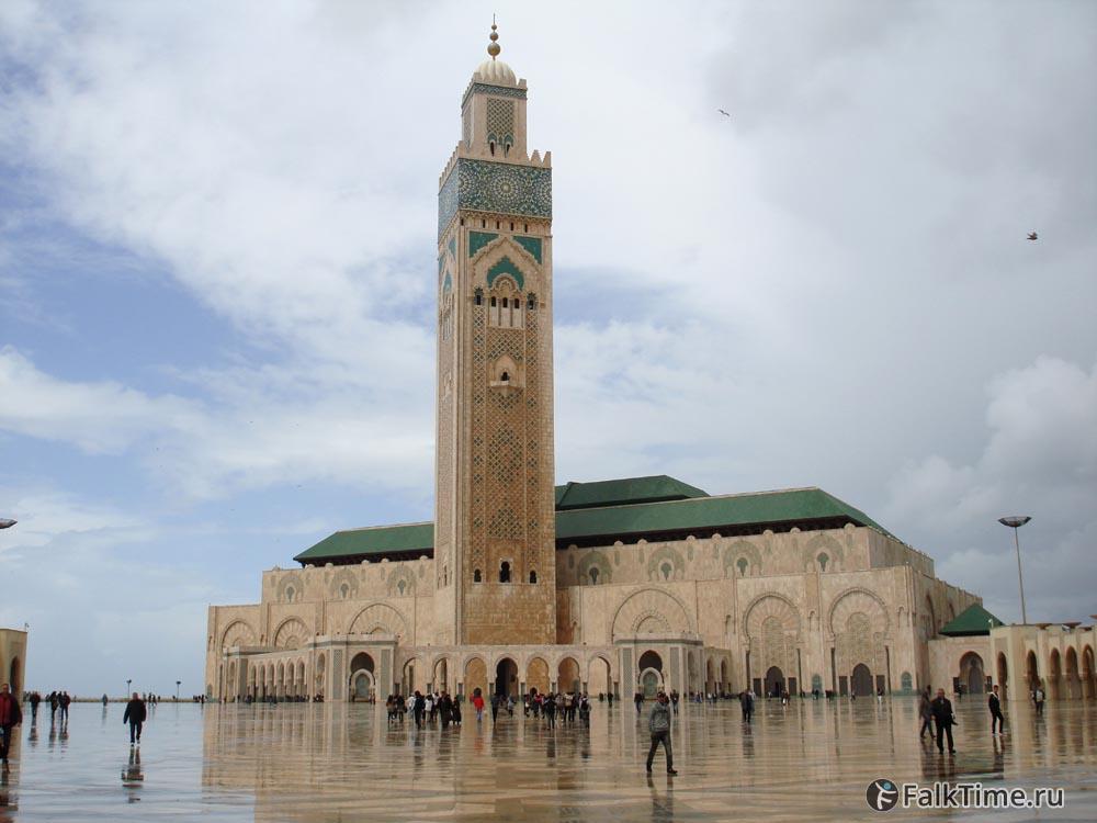 Мечеть Хасcана Второго