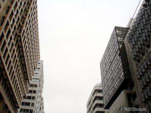 Необычные офисные здания