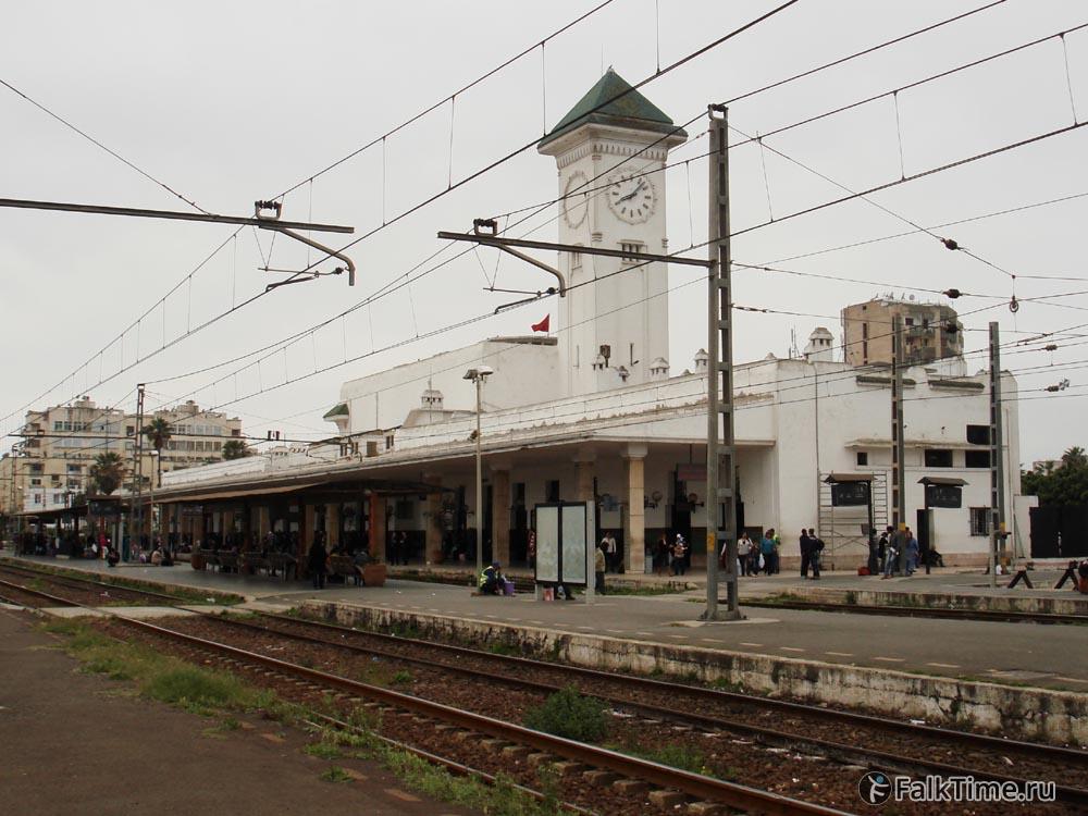 Вокзал Каса Вояжёр