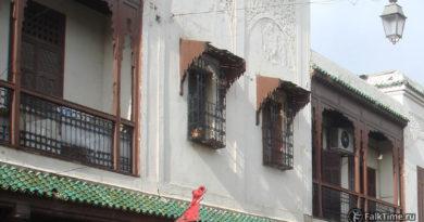 Окна и узоры