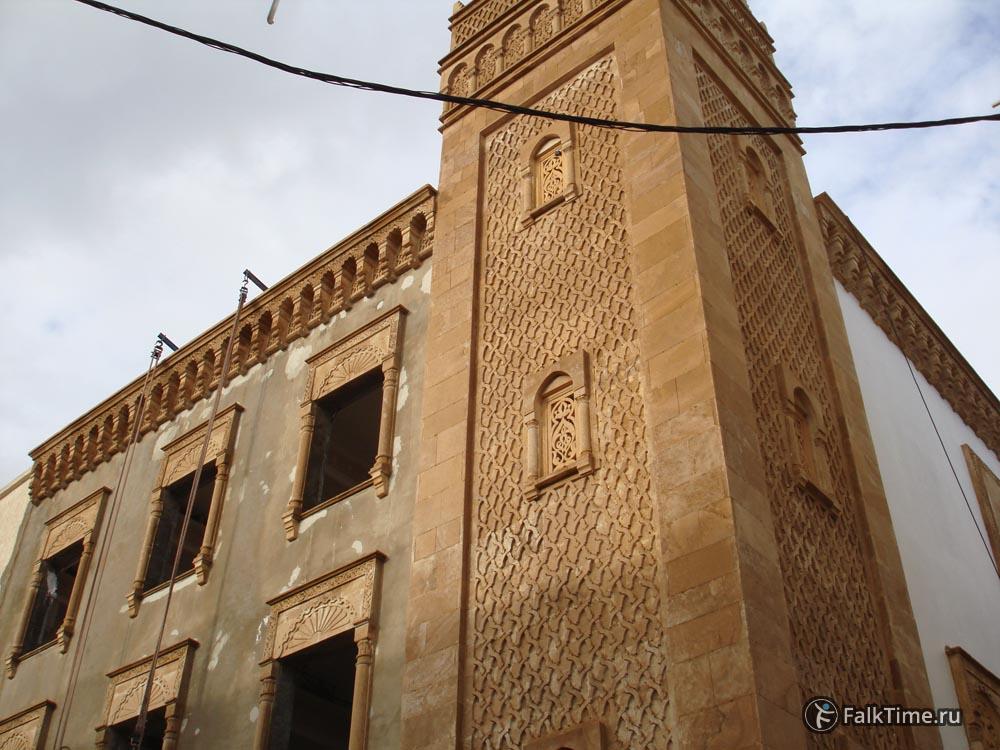 Современная архитектура Марокко