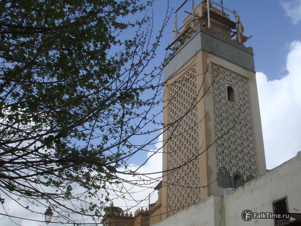 Мечеть Эль-Хамра