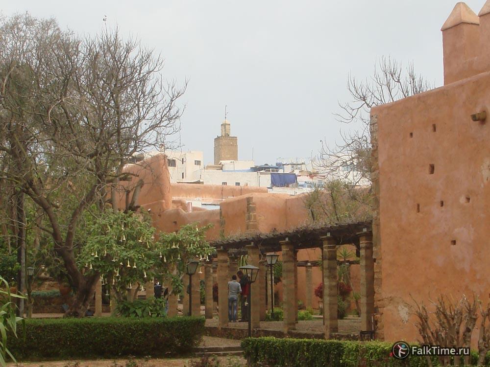 Мечеть Аль-Касба