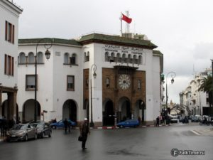 Здание почты