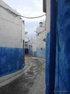 Улица касбы
