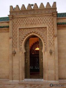 Двери мавзолея