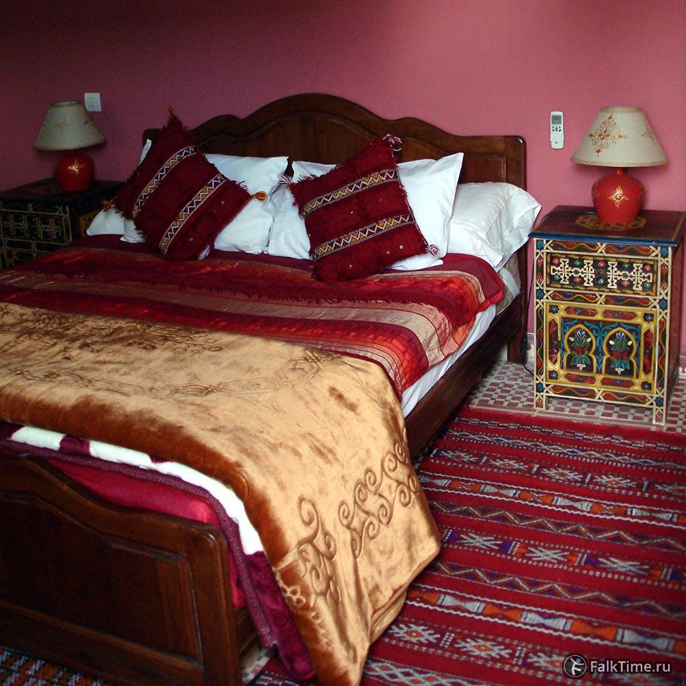 Комната риада в Рабате