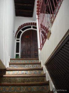 Лестница в риаде