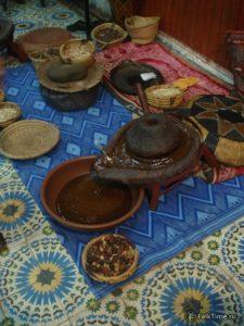 Производство арганового масла