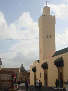 Мечеть Баб Бужелуд