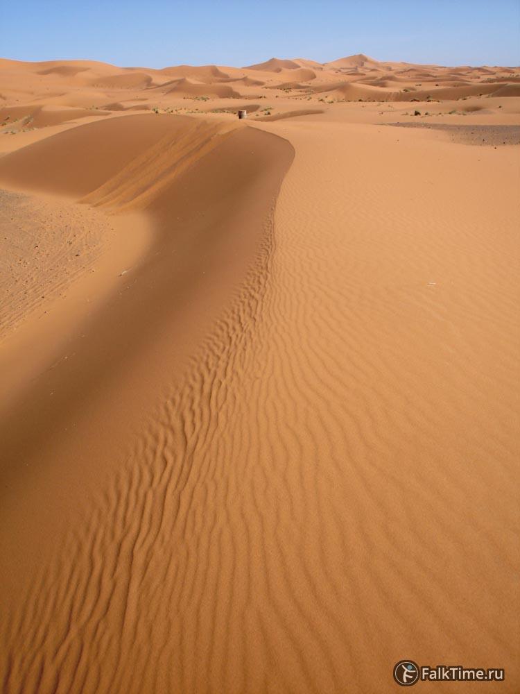 Волны песка
