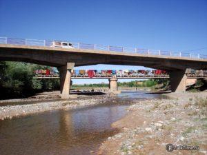 Старый и новый мосты