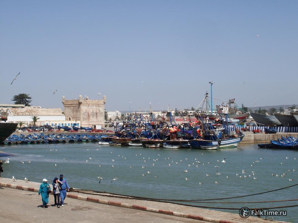 Порт Эс-Сувейры