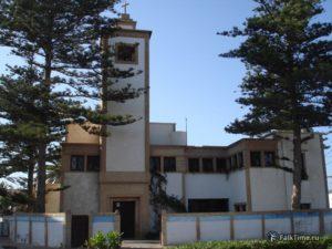 Церковь Вознесения Богоматери