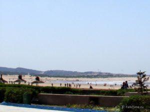 Пляж Тагарт