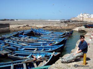 Лодки и Эс-Сувейра