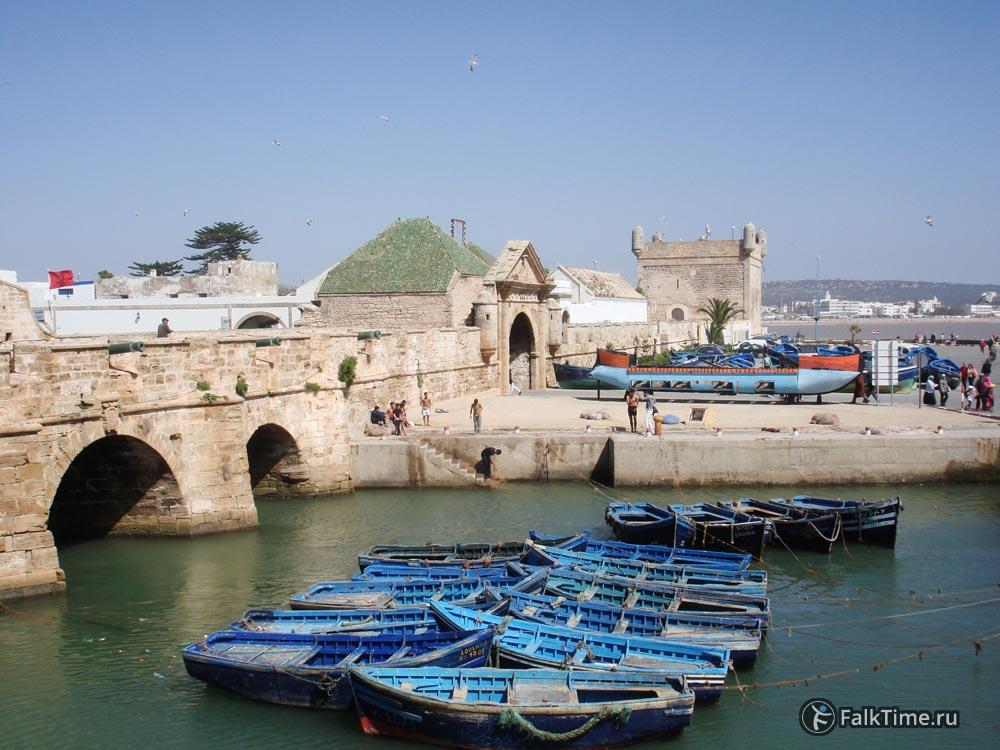 Порт де ла Марин