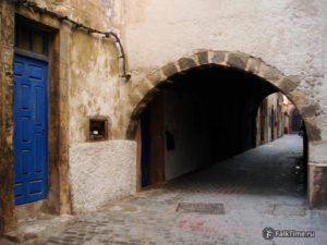 Низкая арка