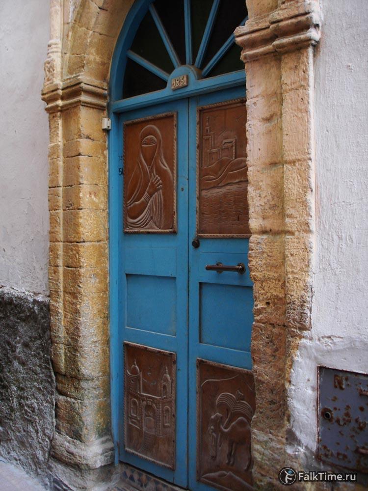 Двери медины
