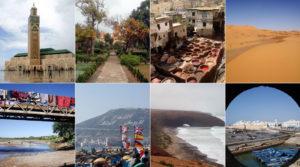 Маршрут по Марокко на 16 дней