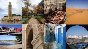 Маршрут Марокко за 16 дней