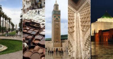"Тур по Марокко на неделю ""3 столицы"""