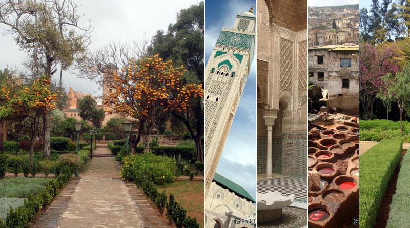 Маршрут по Марокко из Рабата